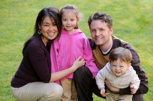 Multi Ethnic Family Lennon and Koselke1