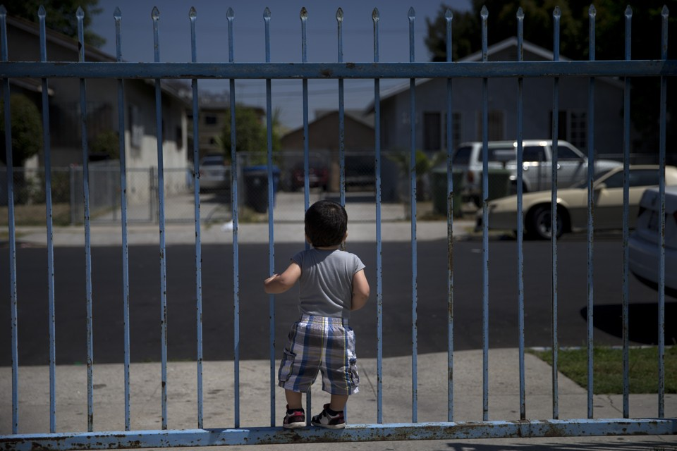 Raids on Central-American Families – Immigration Enforcement Initiating Aggressive Tactics