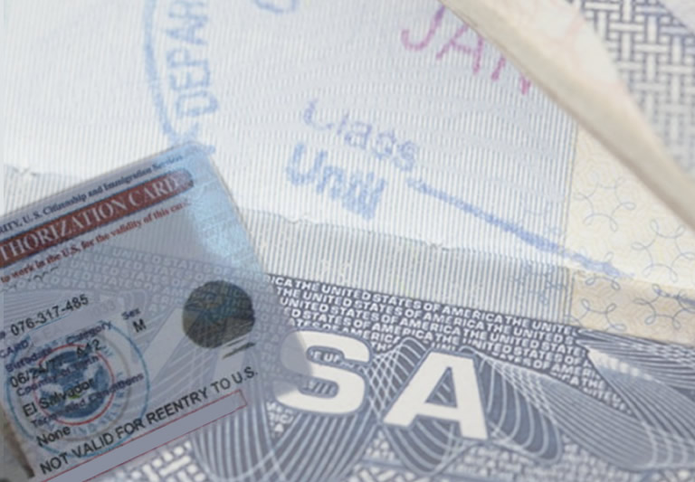 Employment Authorization Document (EAD) Validity Extended for TPS El Salvador Beneficiaries