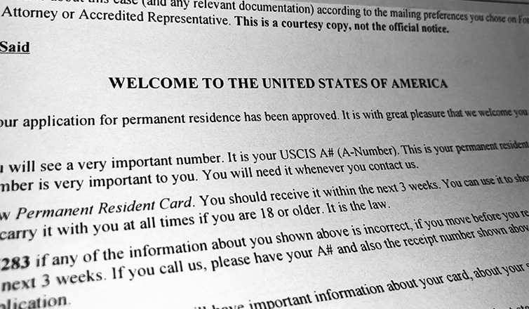 Obtaining Your Green Card With TPS Adjustment of Status