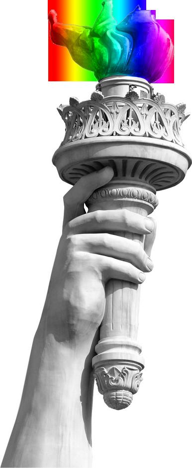 liberty hand