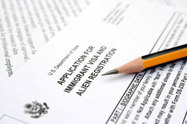 How to Complete an Immigration Petition for Stepchild