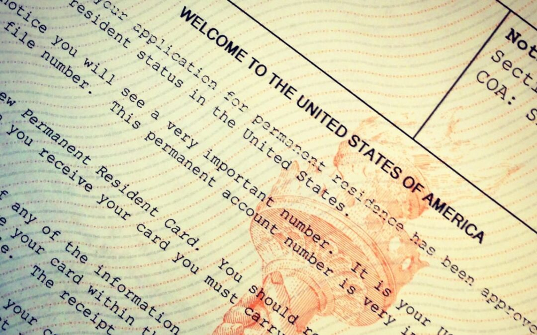 Top 8 Reasons to File Your Green Card Application Now